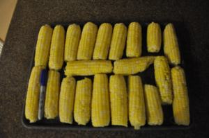 Ambrosia Corn, October 20, 2013